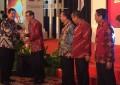 Diterima Wagub Kandouw, Provinsi Sulut Raih Penghargaan Pembina HAM Terbaik se-Indonesia