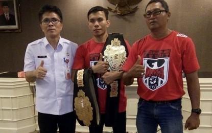 Atlit MMA Paul Lumihi, Ternyata Terus Harumkan Nama Daerah dengan Sejumlah Prestasi