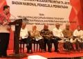 Paparkan Materi Pembangunan Wilayah Perbatasan, Wagub Kandouw Dapat Aplaus