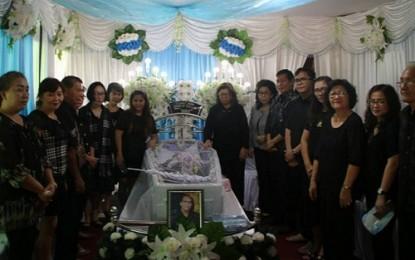 GSVL Bersama Istri Hibur Keluarga Lumintang – Rindorindo yang Berduka