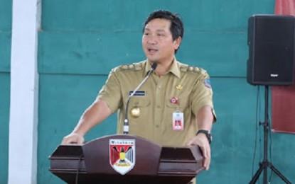 Wagub Kandouw Warning agar Dana Desa Kabupaten Minahasa Dikelola secara Benar