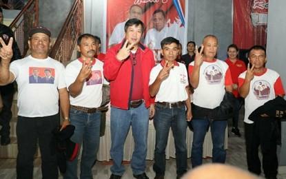Konsolidasi PAC PDI Perjuangan Tompaso Barat, Kandouw Ajak Menangkan R3D