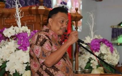 Gubernur Sulut Hadiri HUT ke 16 Jemaat GMIM Zaitun Taraitak