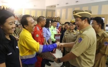 Launching URC Pengawas Tenaga Kerja, Wagub Beri Apresiasi