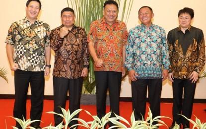 Gubernur: Terima Kasih Pak Ganip, Selamat Bertugas Pak Madsuni di Kodam XIII/Merdeka