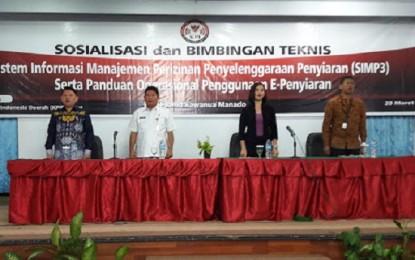 Gubernur: Lembaga Penyiaran Harus Pahami SIMP3