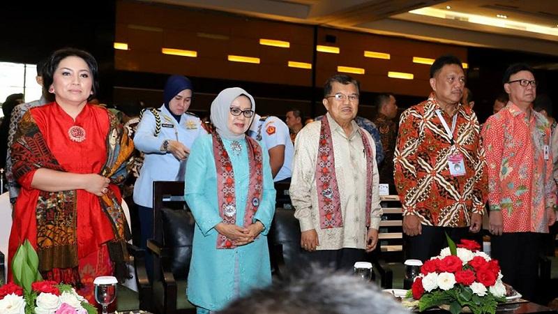 Suasana saat pembukaan Sidang Majelis Sinode GMIM ke 79 di GKIC Manado