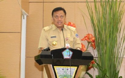Warning Keras Buat Kades dan Lurah, Gubernur Sulut Sentil a�?Aksia�? Panwas Minut