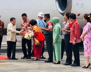 Wapres M Jusuf Kalla Wapres Hadiri Sidang Majelis Sinode GMIM ke-79