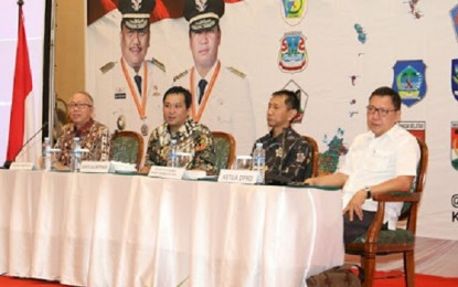 Wagub Kandouw Sebut RKPD 2019 Harus Sinkron dengan RPJMD 2016-2021