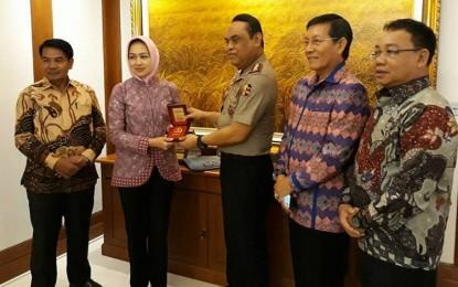 Walikota GSV Lumentut Persiapkan Rakernas APEKSI di Tarakan
