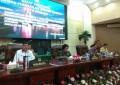 Walikota GSVL Sampaikan LKPJ 2017 di Rapat Paripurna DPRD Kota Manado