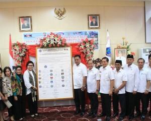 Walikota Manado Support Upaya KPK Cegah Korupsi di Sulut