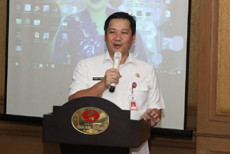 Wagub Sulut Drs Steven OE Kandouw