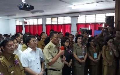 Gubernur Harap UNBK Berjalan Baik di Sulut