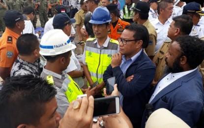 Komisi V DPR RI Kunjungi TKP Box Overpass Tol dan Desa Treman