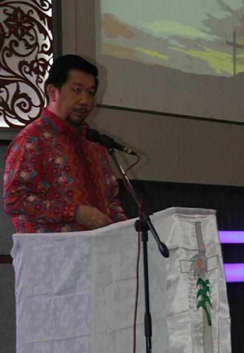 Wakil Walikota Manado Dominus Mor Bastian SE