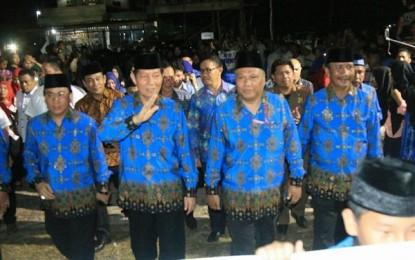 Pertahankan Juara Umum, Walikota Vicky Lumentut Dukung Penuh Kalifah Manado