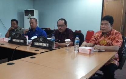 Pemprov Sulut Terima Kunjungan Biro Humas dan Protokol Papua Barat