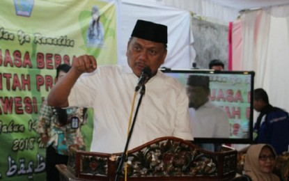 Gubernur Sulut Ingatkan Warga Manado Tetap Jaga Kerukunan dan Toleransi