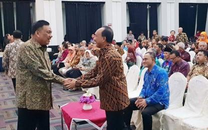 Gubernur Sulut Terima Penghargaan Paramesti dari Kemenkes RI