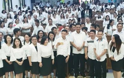 Gubernur Sulut Penuhi Undangan Masyarakat Minahasa
