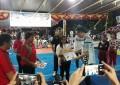 Juara, Mob Generation  Rebut Piala Walikota Bitung