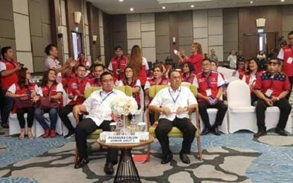 Debat Publik Putaran II Pilkada Minahasa Berlangsung Seru