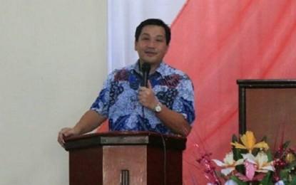 Pnt Kandouw Ajak Sukseskan HAPSA – POR PKB Sinode GMIM Kakas Raya