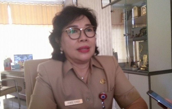 dr Grace Punuh MKes, Kadis Pendidikan Daerah Provinsi Sulut