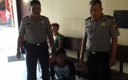 'Raba-Raba' Berujung Pidana,  Warga Desa Maliku Diamankan Polisi
