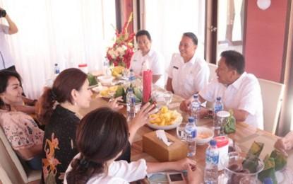 Gubernur Harap TIFF Momentum Naikan Kunjungan Wisatawan ke Sulut
