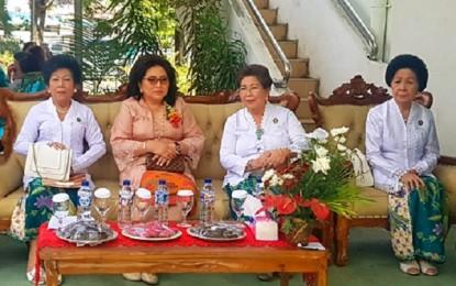 Di HUT 101 PIKAT, Ny Rita Tamuntuan Angkat Nilai Perjuangan Ibu Maria Walanda Maramis