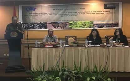 Gubernur Sulut Support Kerjasama Perdagangan Lintas BIMP-EAGA