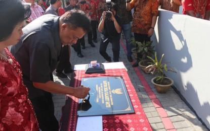 Gubernur Kunker di Wilayah Kecamatan Mandolang Minahasa
