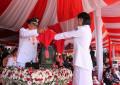 Gubernur Olly Irup Upacara HUT Kemerdekaan RI ke-73 Tingkat Provinsi Sulut