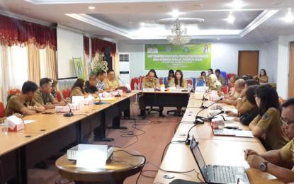 Pemprov Sulut Mantapkan Pengembangan Usaha Kesehatan Sekolah/Madrasah