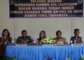 Kelurahan Pangolombian Dipilih Jadi Sasaran Program TMMD