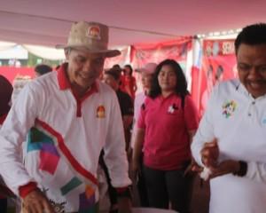 Gubernur Olly Dondokambey Serukan Moralitas Keluarga Indonesia