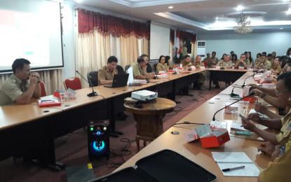 Pemprov Sulut Siap Gelar Peringatan HUT RI ke-73
