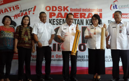 Disnakertrans Sulut Gelar JOB FAIR 2018, Pencaker Serbu Loker Lowongan