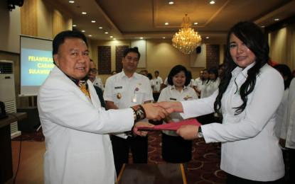dr Kartika Dilantik Ketua PDUI Sulut