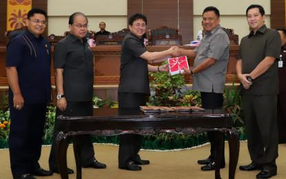 DPRD Sulut Setujui KUA PPAS APBD Perubahan TA 2018