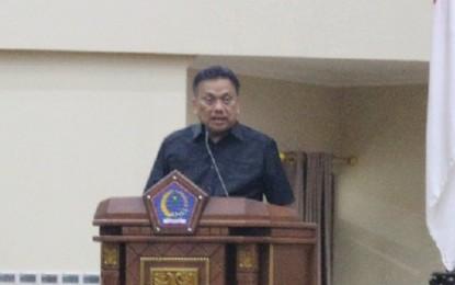 Gubernur Apresiasi Kontribusi DPRD Sulut Soal Pertumbuhan Ekonomi Daerah