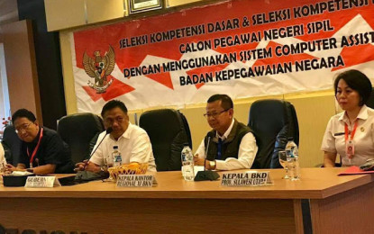Gubernur Olly Jamin Seleksi CPNS Pemprov Sulut Bebas Titipan