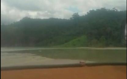 """""""Danau Limbah"""" Tambang PT MSM Mengancam Ribuan Warga"""