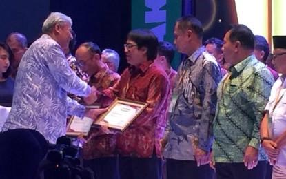 Pemprov Sulut Raih Dua Kategori Penghargaan pada National Procurement Award 2018
