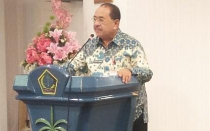 Buka Rakor Kependudukan, Humiang Sampaikan Pesan Gubernur Sulut
