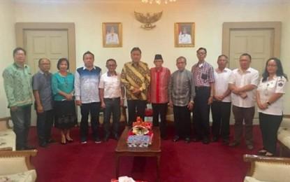 Gubernur : Keamanan Sulawesi Utara Tetap Berjalan Kondusif, Warga Sulut Cinta Damai