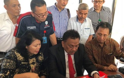 Gubernur Olly Tetapkan UMP Sulut 2019 Sebesar Rp 3,05 Juta